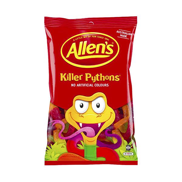 Allen's Killer Pythons