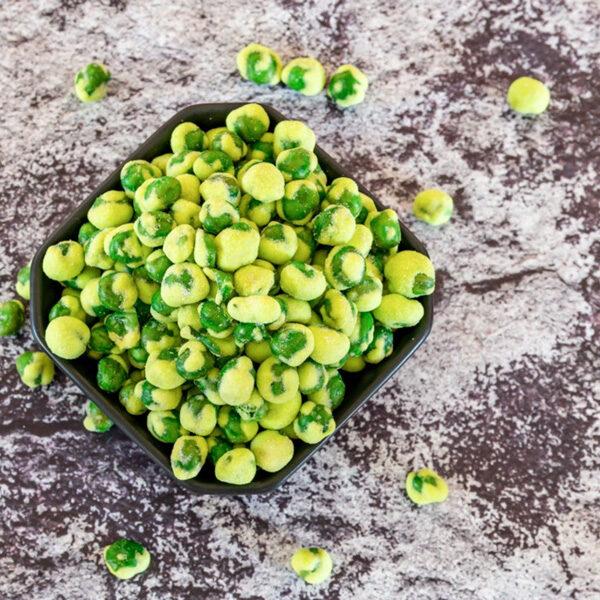 Wasabi Peas Snack
