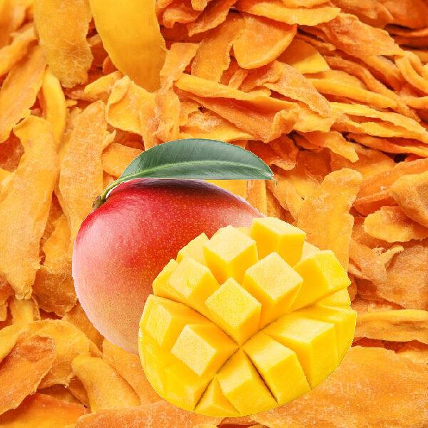 Dried Mango Shavings