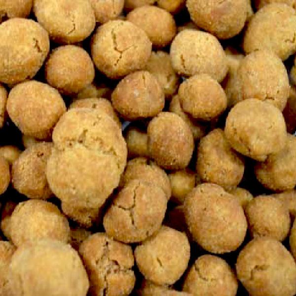 Sweet Peanut Nuggets
