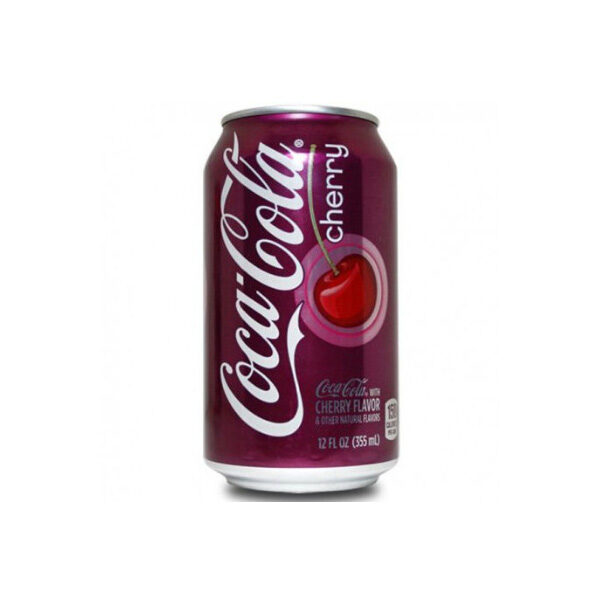 Cherry Cola Can