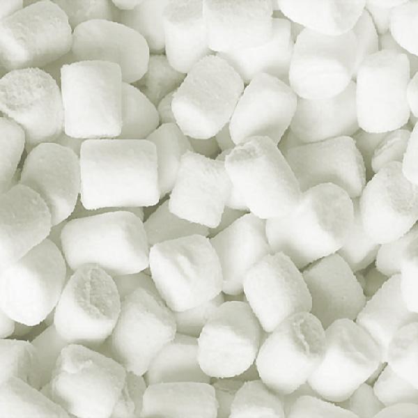 White Marshmallows Tubes