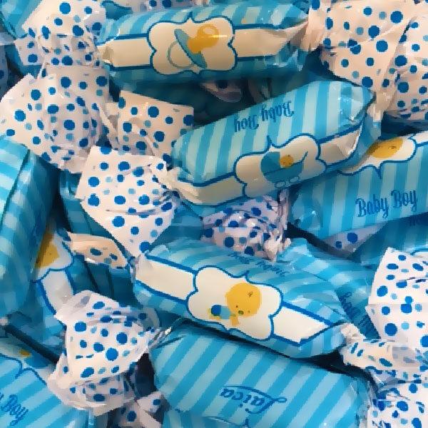 Blue wrapped Milk Chocolate