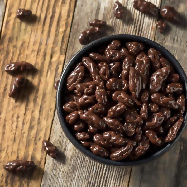 Dark Chocolate Coated  Goji Berries
