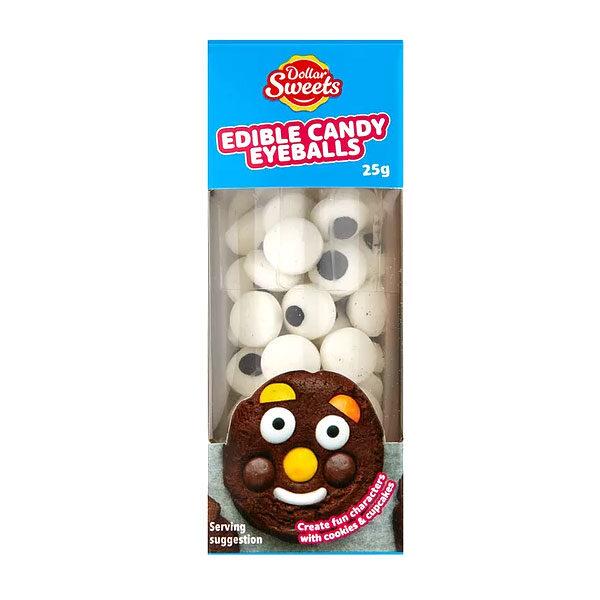 Dollar Sweets – Edible Candy Eyeballs