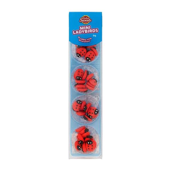 Dollar Sweets – Mini Ladybirds