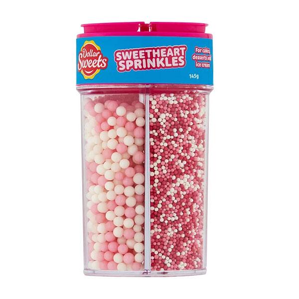 Dollar Sweets – Pink Sweetheart Sprinkles