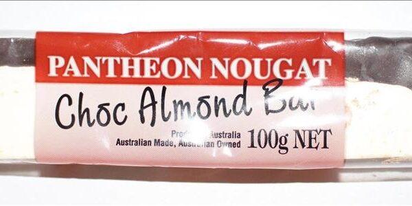 Pantheon Nougat Choc- Almond