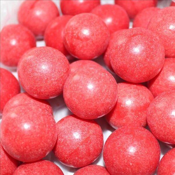 Red Large Choc Balls