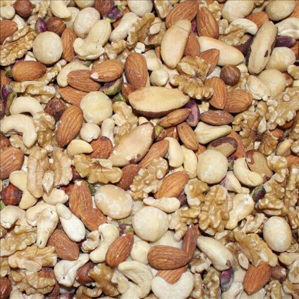 Raw Healthy Nut Mix