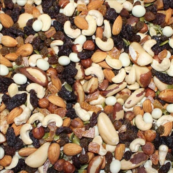 Healthy Nibble Mix