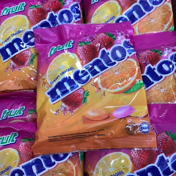Fruit Chewy Mentos