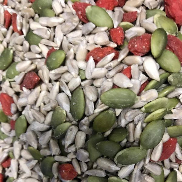 Raw Sunflower, Goji Berry & Pumpkin Seed Mix